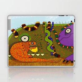 Iguanas and Snakes Laptop & iPad Skin