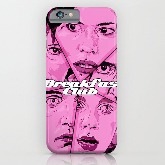 Breakfast Club iPhone & iPod Case