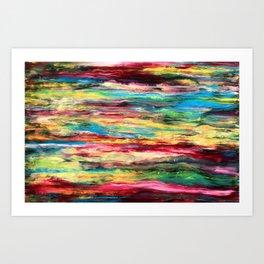 Gypsy Daybreak Art Print