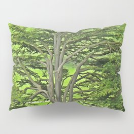 Old English Tree 1 Pillow Sham