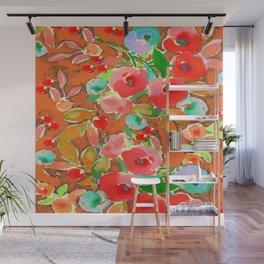 Summer Wall Mural