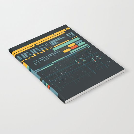 Control Interface Notebook