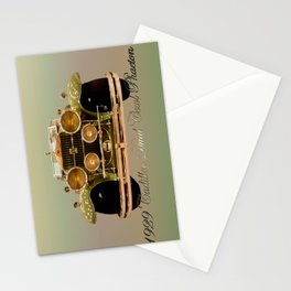 The Definition of Rolling Art Stationery Cards