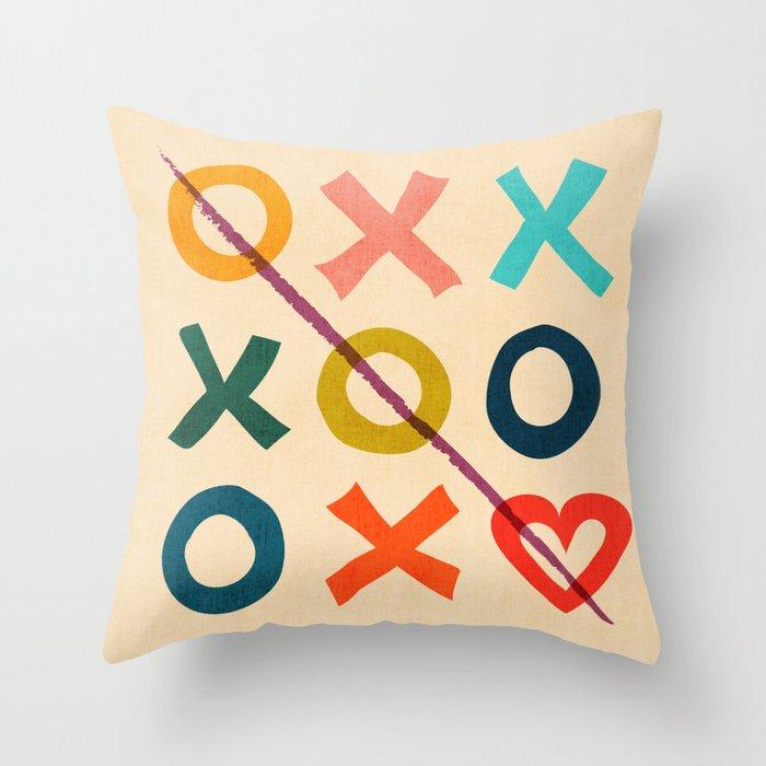 xoxo Love Deko-Kissen