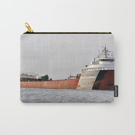 Arthur Anderson Freighter Carry-All Pouch