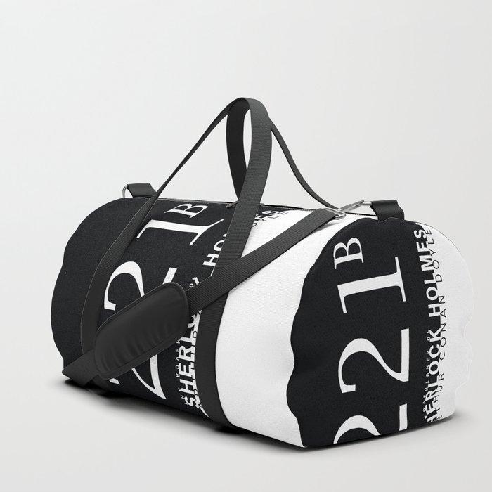 the classics .. 221B Duffle Bag