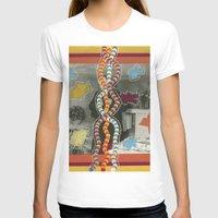 dna T-shirts featuring DNA by Naomi Vona
