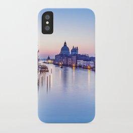 Dusk in Venice, Italy iPhone Case