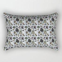 Fus Ro D'awww! Rectangular Pillow