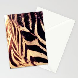 Zazu the Zebra Stationery Cards