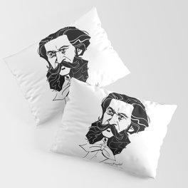 Johann Strauss Jr. Pillow Sham
