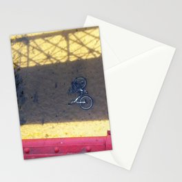 BicyclecaR Stationery Cards
