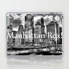 Manhattan Rox! Laptop & iPad Skin