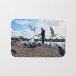 Birdman IV Bath Mat