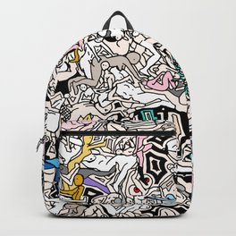 Rainbow LOVE Bodies Backpack