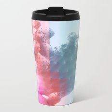 Geo Candy Cactus #decor #lifestyle #buyart Metal Travel Mug