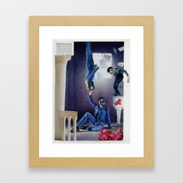 Odalique V Framed Art Print