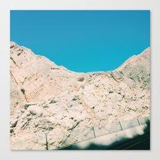 Grand Canyon Skies Canvas Print