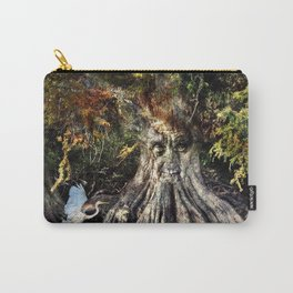 Swamp Spirit Carry-All Pouch