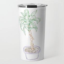 Office Plant Travel Mug