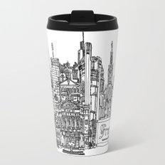 Busy City – Frankfurt am Main Travel Mug