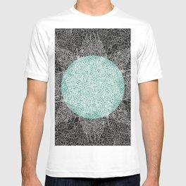 - hello fire invert - T-shirt