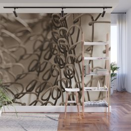 Twisted Wall Mural