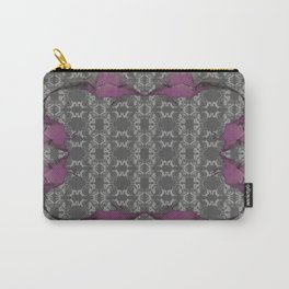 The Kingfisher - Pinks Carry-All Pouch