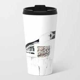 Nighthawk  Metal Travel Mug