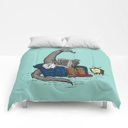 The Dadasaurus Comforters