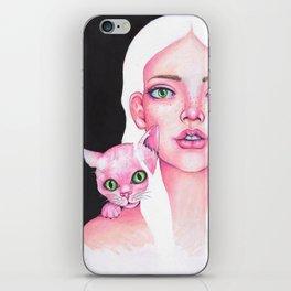 Me Ow iPhone Skin