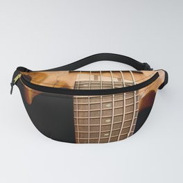 Music is a Moral Law ~ Bass Guitar Fanny Pack