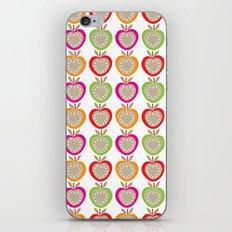 Juicy Apples iPhone & iPod Skin