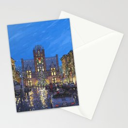 Holiday Main Street, Bardstown Stationery Cards