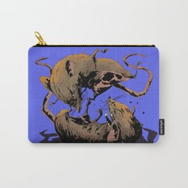 rat fight Carry-All Pouch