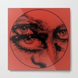 Greedy Fly, Greedy Eye Metal Print