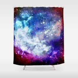 β Wazn Shower Curtain