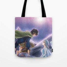 Frozen Gruvia Tote Bag