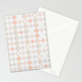 Pattern Rose Stationery Cards