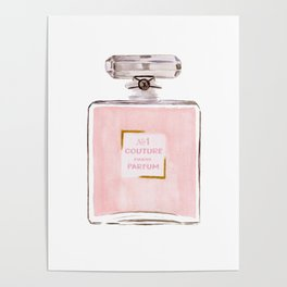 Pink Parfum Poster