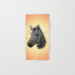 African Zebra Hand & Bath Towel