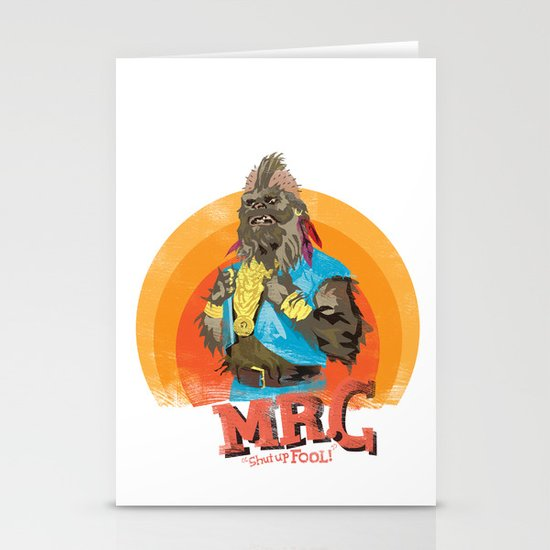 Mr.C Stationery Cards