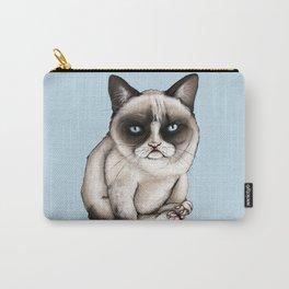 Tard The Original Grumpy Cat Carry-All Pouch