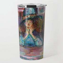 witch candy store Travel Mug