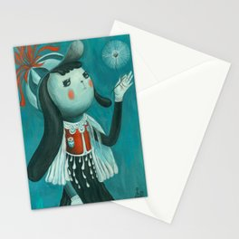Infinite possibilities.  Stationery Cards