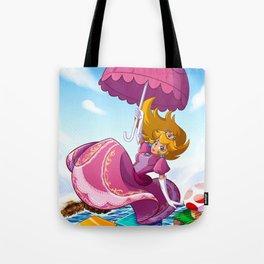 PLEASANTLY PEACHY Tote Bag