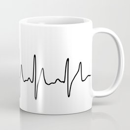 Cardiac Coffee Coffee Mug