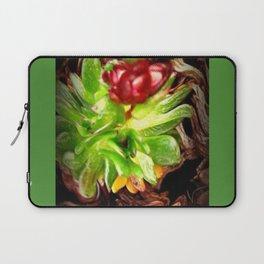 Surreal Succulent Laptop Sleeve
