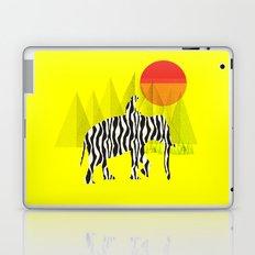Zelephant - Mahout & Elephant Laptop & iPad Skin