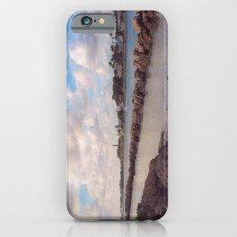 Winter Afternoon, Jupiter Inlet Lighthouse iPhone Case